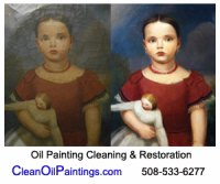 Oil Painting Restoration